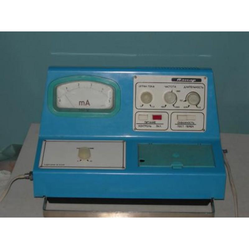 Аппарат ЛЭНАР для лечебного электронаркоза