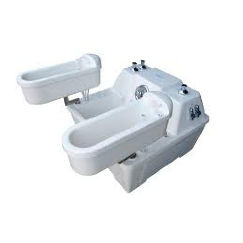 Гальваническая 4-х камерная ванна для конечностей Chirana