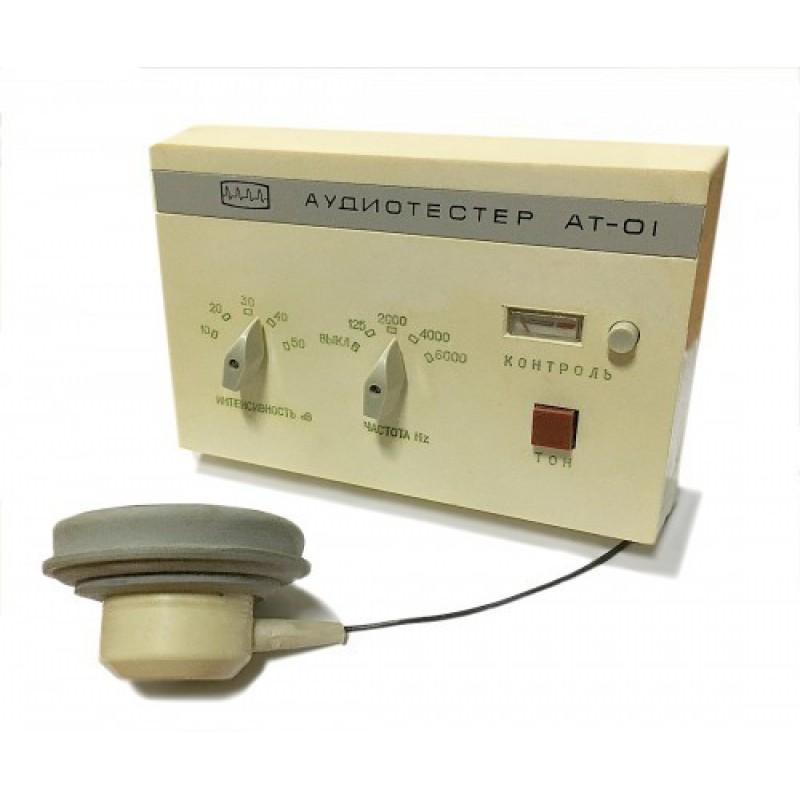Аудиотестер АТ-1-5