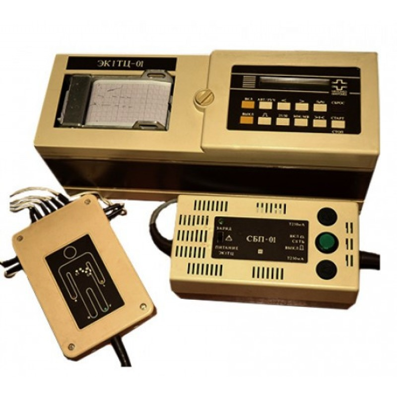 Электрокардиограф 1 канальный ЭК1ТЦ-01