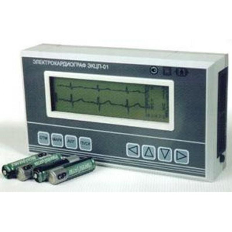 Электрокардиограф цифровой портативный ЭКЦП-01