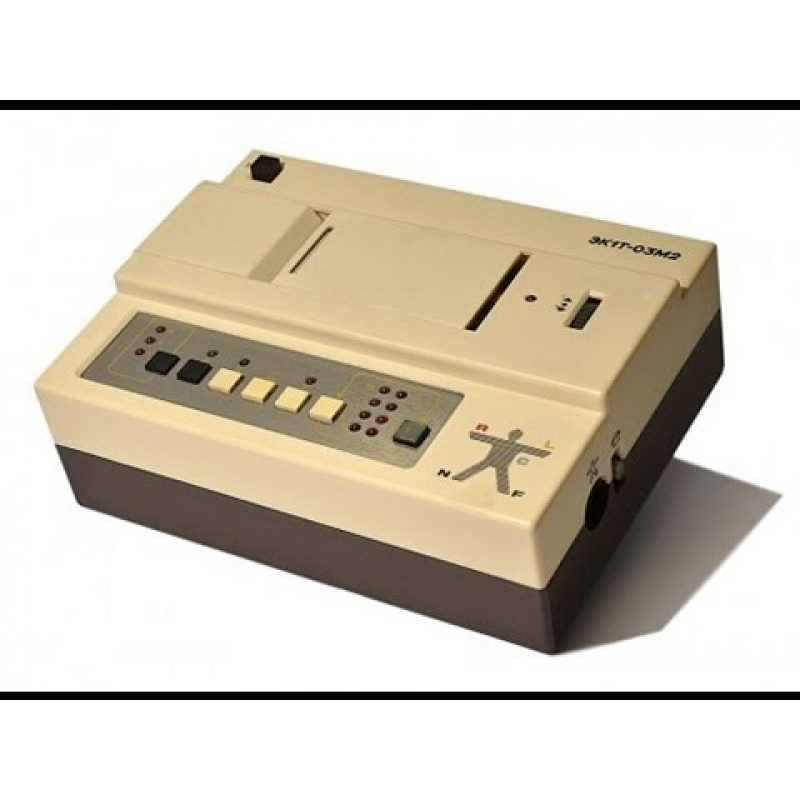 Электрокардиограф ЭК1Т-03М2