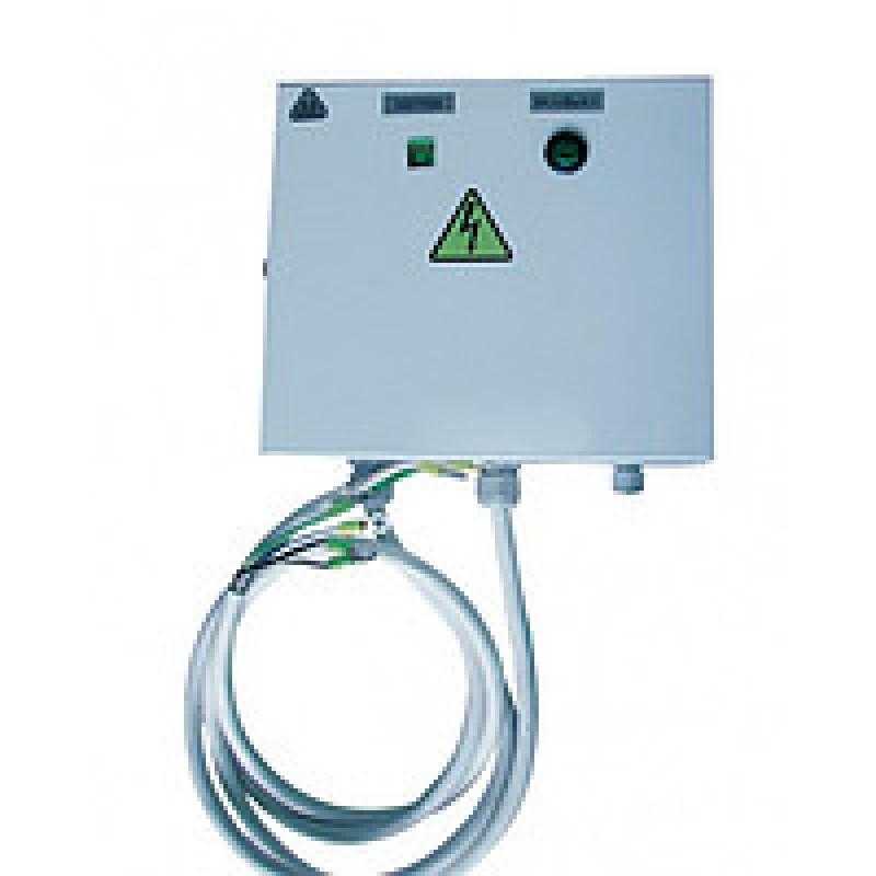 Электрощит управления к дистиллятору
