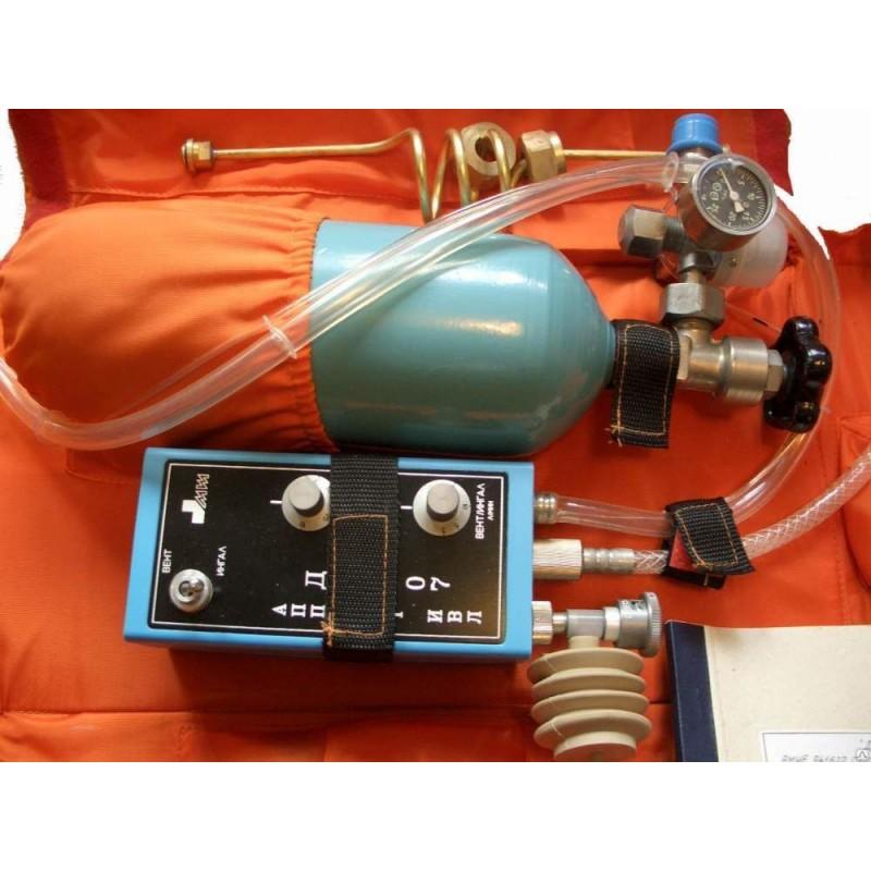 Аппарат дыхательный ДАР  (аналог Кокчетав)