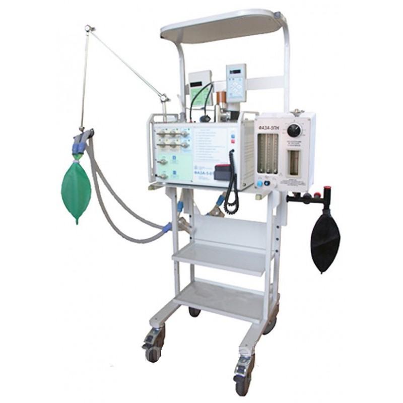 Аппарат для искусственной вентиляции легких Фаза-5