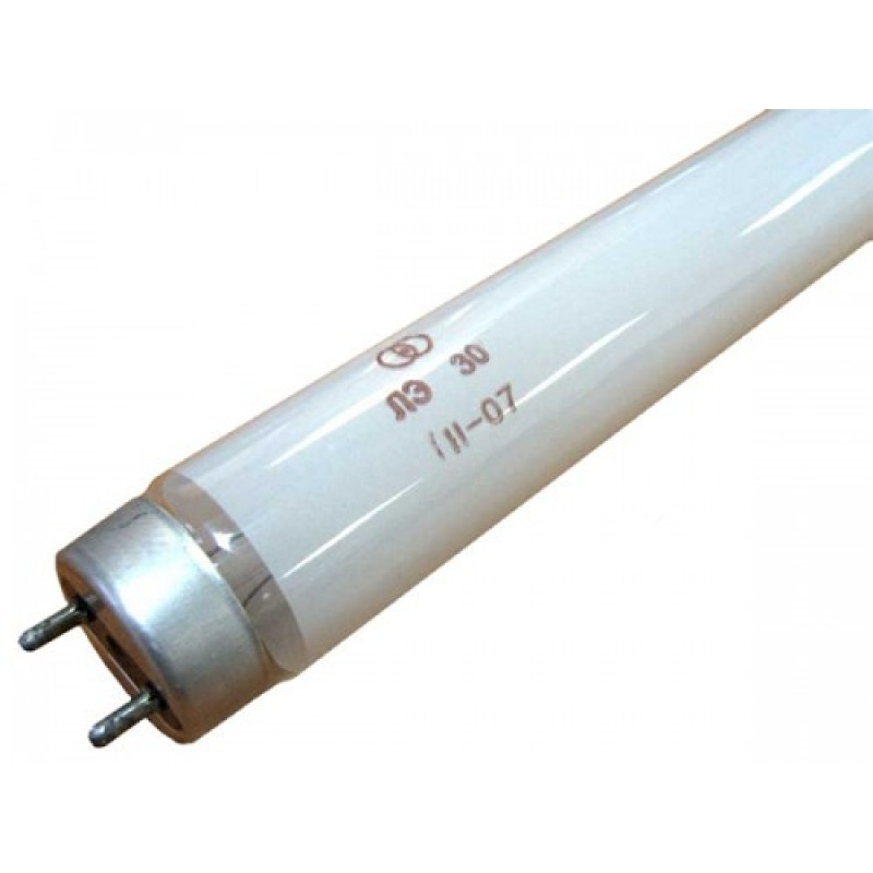 Лампа ЛЭ-30 люминесцентная эритемная