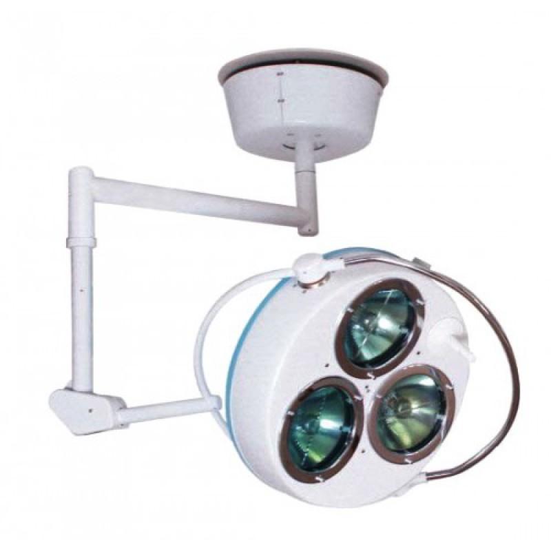 Светильник операционный потолочный 3-х рефлекторный СР-3 «Е-Эма»