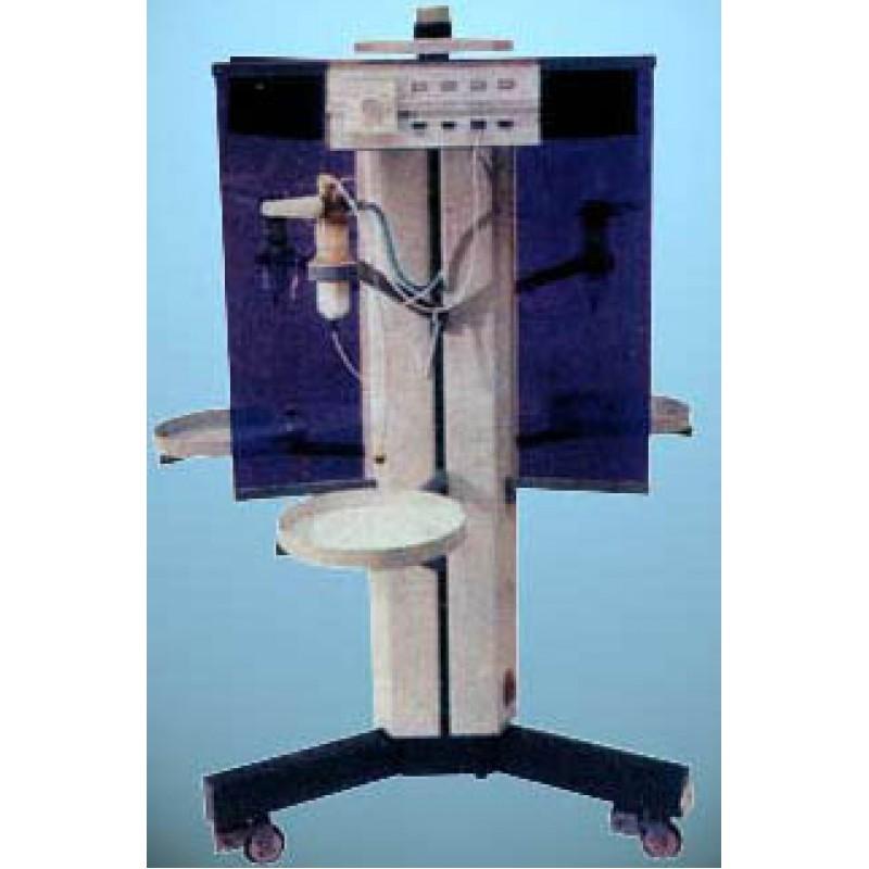 Ингалятор стационарный У-2 на 3 точки с компрессором