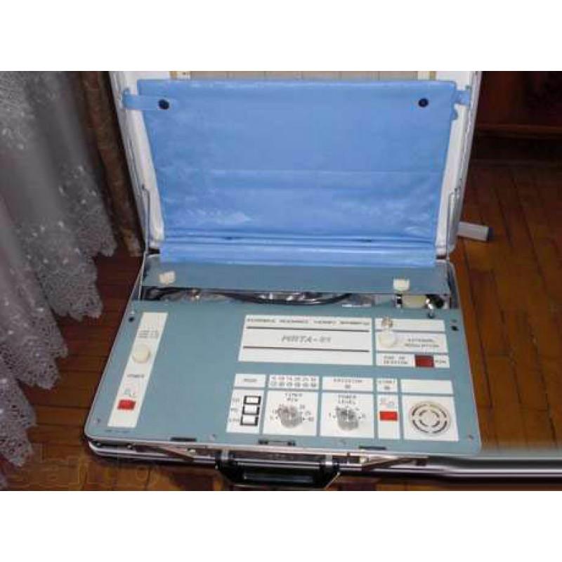 Аппарат АМРТ-02 (магнитно - резонансная КВЧ терапия)