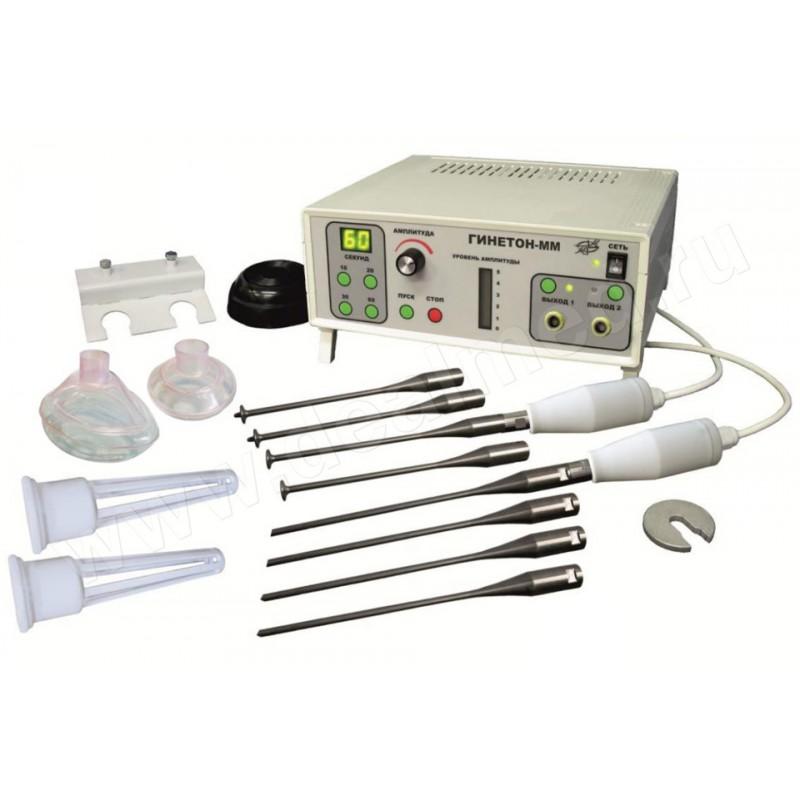 Аппарат Гинетон для лечения ультразвуком в гинекологии (УРСК)