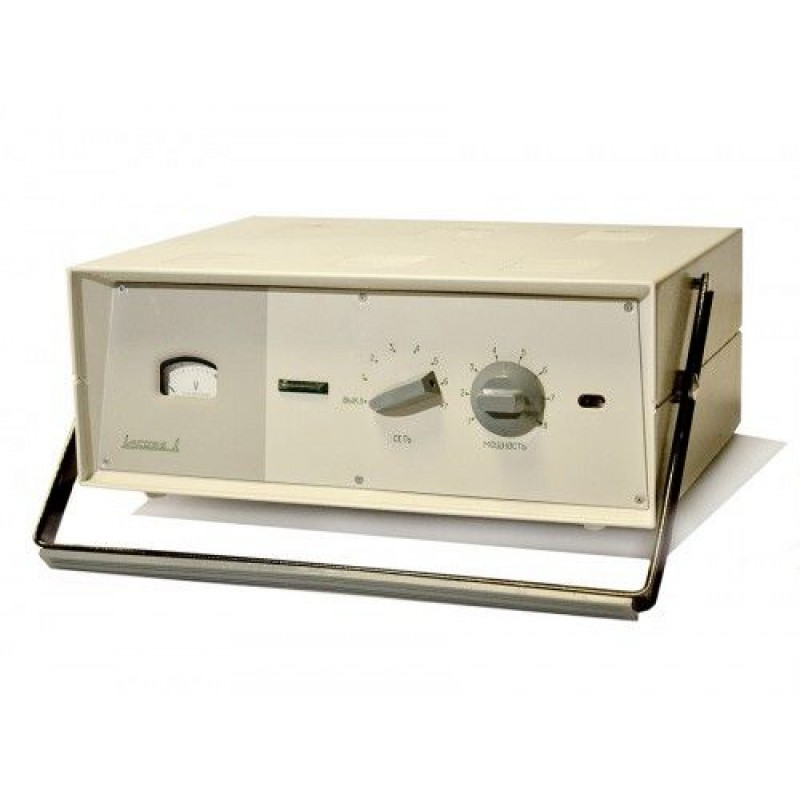 Аппарат «Искра-1» для дарсонвализации