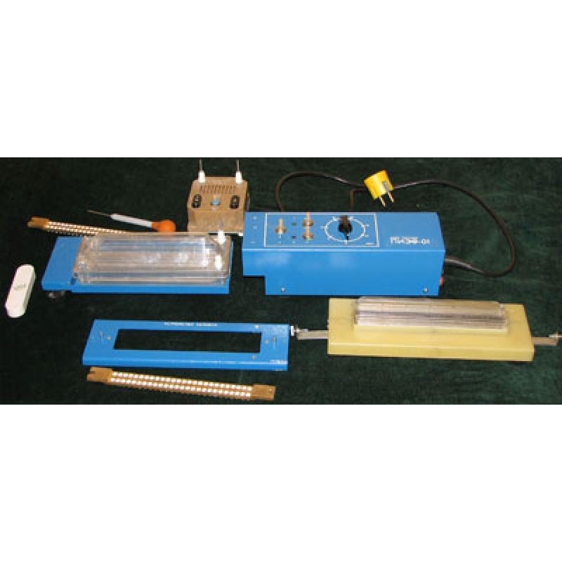 Аппарат для электрофореза белков ПИЭФ-5
