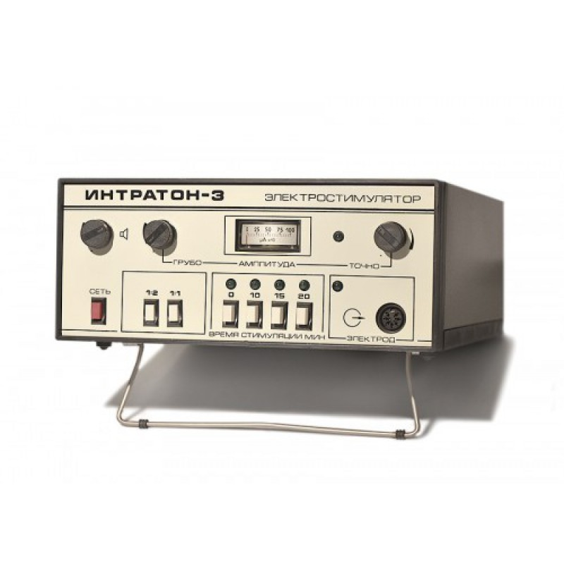 Аппарат Интратон-3 (электростимулятор урологический)