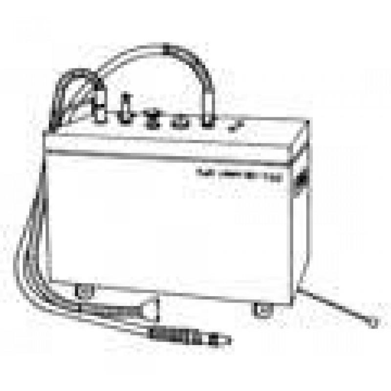 Тангентр TUR 50 водоструйный аппарат для подводного массажа