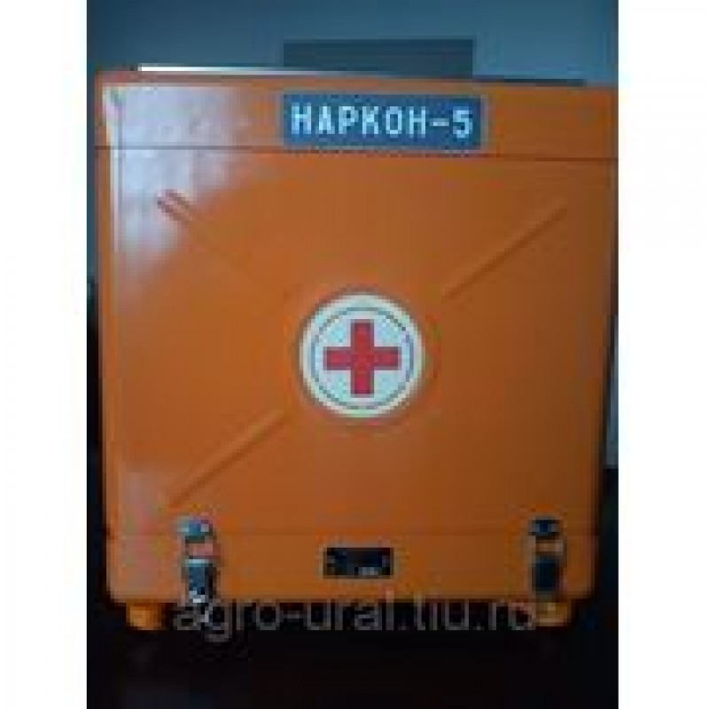 Аппарат наркозно-дыхательный Наркон-5
