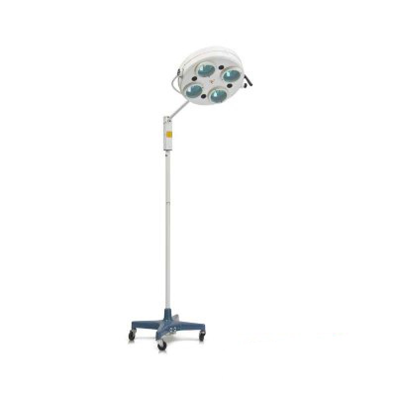 Светильник передвижной 1-2-х ламповый гинекологический П-4, П-6