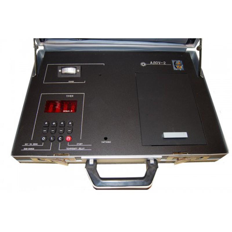 Аппарат АЛОУ-2 лазерного облучения универсальный